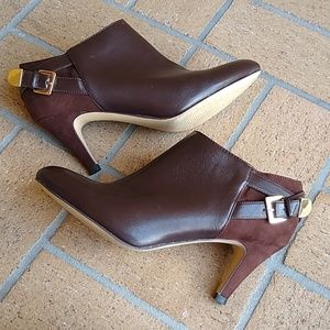 Unisa Unmargera Brown Booties 8